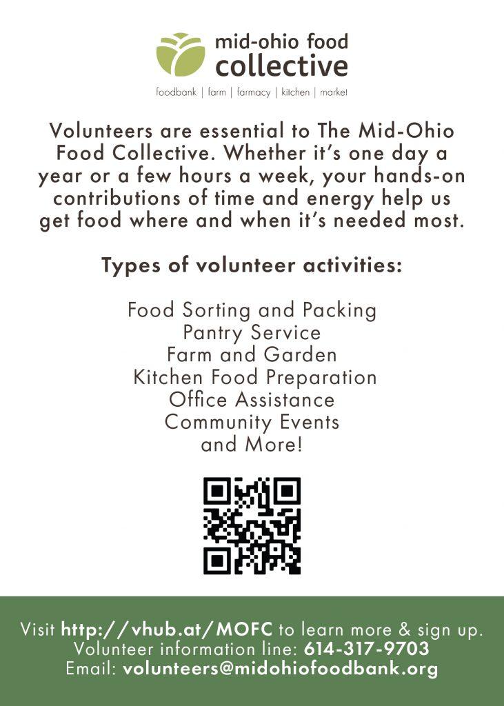 Volunteer Postcard Both Sides
