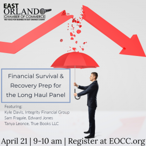 Financial Survival & Recovery Prep for the Long Haul