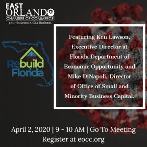 Rebuild Florida discussion Ken Lawson