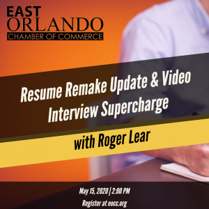 Resume Remake &and Video Interview Supercharge