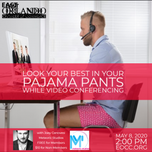 Video Conferencing Looking Your_Best in your Pajama Pants