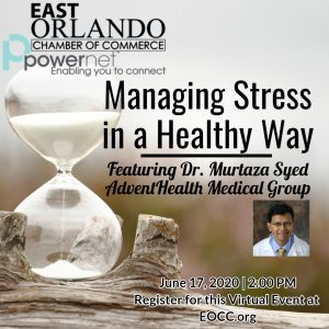 Managing Stress in a Healthy Way