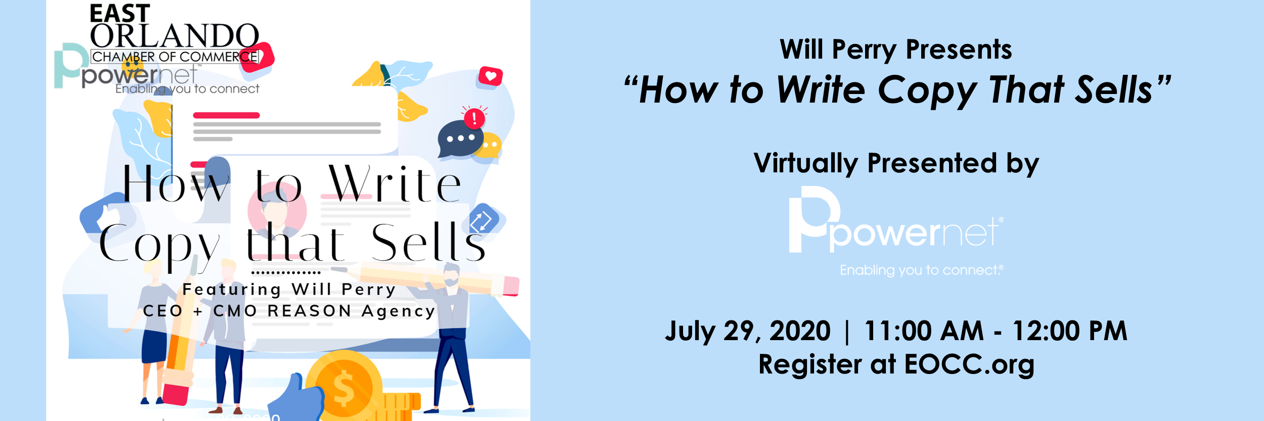 How to Write Copy That Sells July 2020