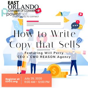 How to Write Copy that Sells with Will Perry