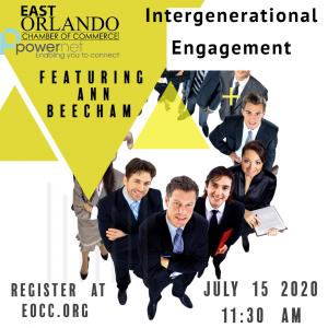Intergenerational Engagement with Ann Beecham