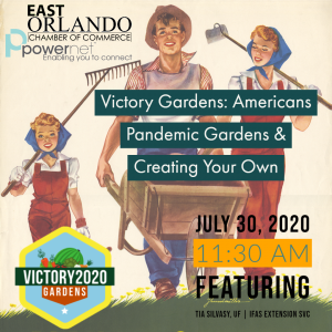 Victory Gardens - July 2020