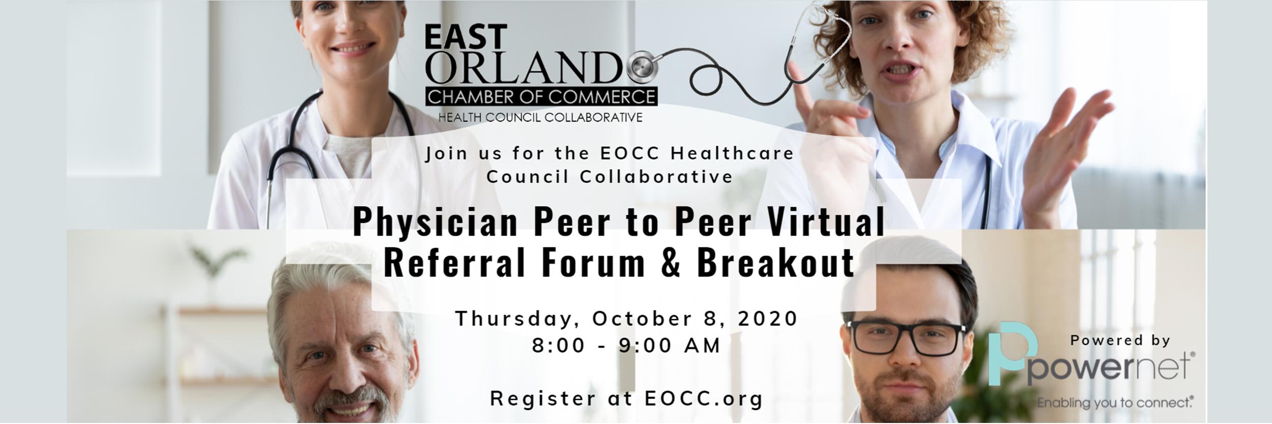 Healthcare Council Collaborative October 2020
