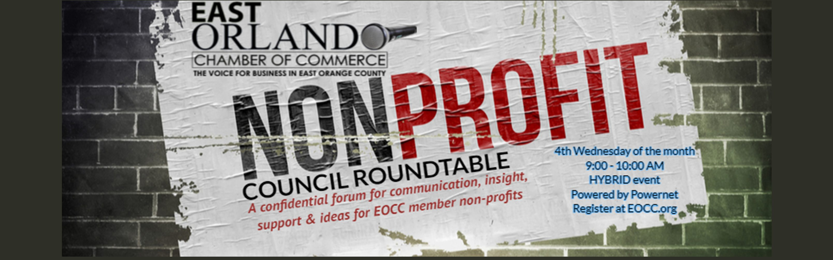 Non-Profit Council Roundtable
