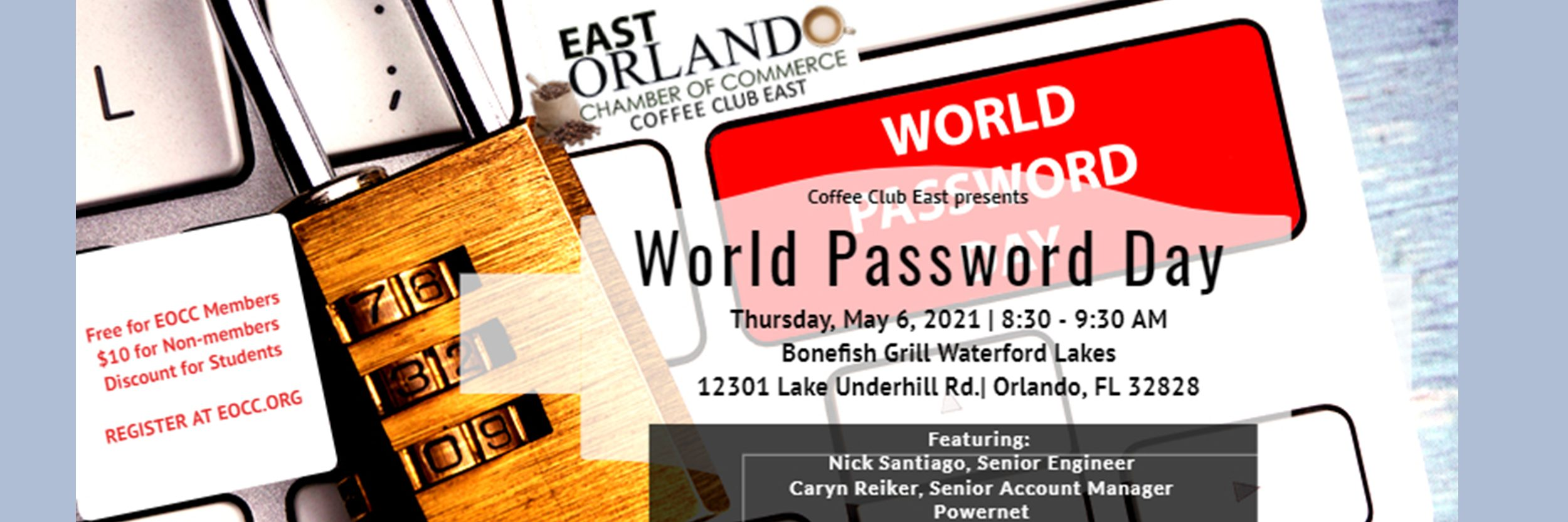 Coffee Club East - May 2021
