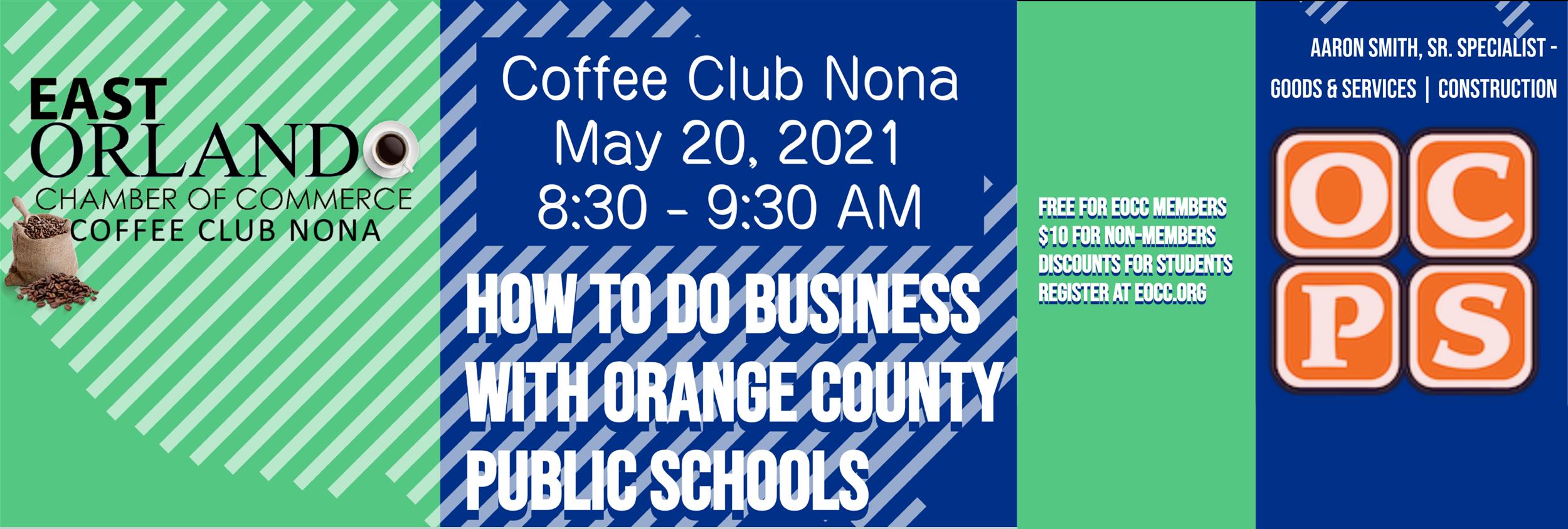Coffee Club Nona