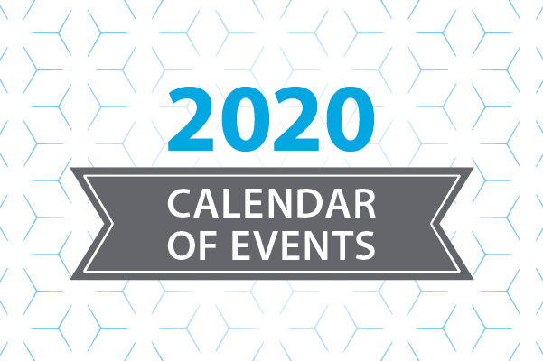 Events for 2020