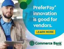 Supported by Commerce Bank