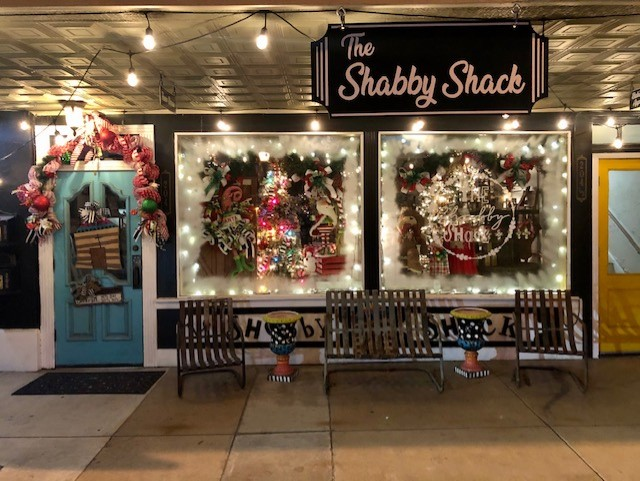 The Shabby Shack - 1st Place