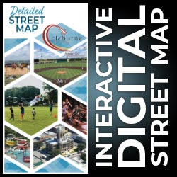 Interactive Digital Street Map