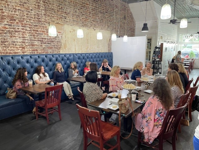 Women In Leadership at Mug On the Square