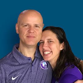 Brad and Lauren Miller headshot