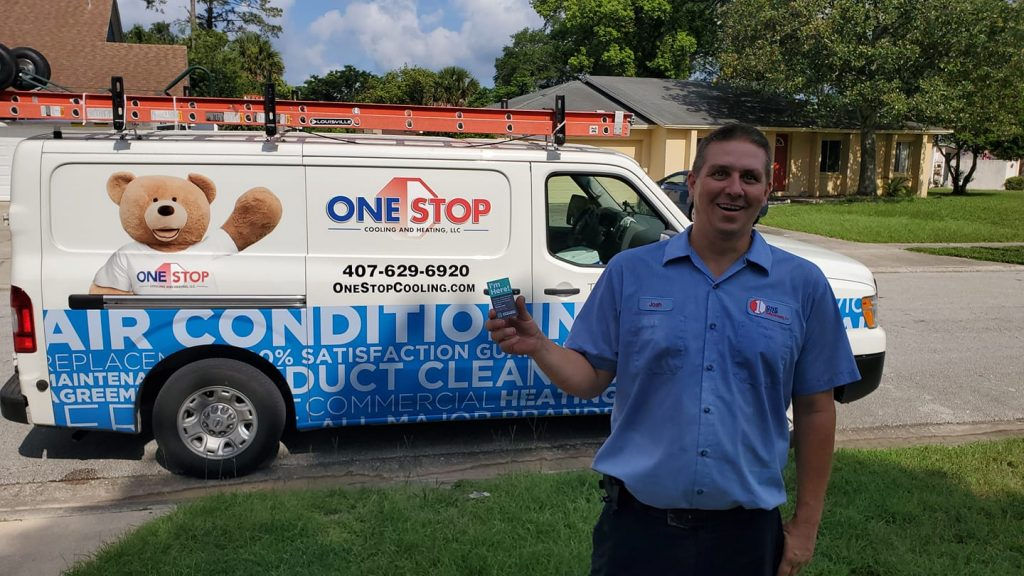 One stop with John Blum - 5 star claims