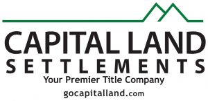 Capital Land Settlements Logo w Web