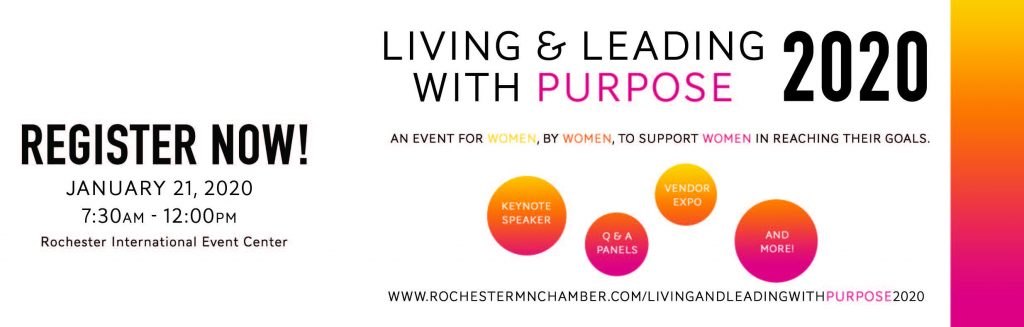 Living and Leading with Purpose