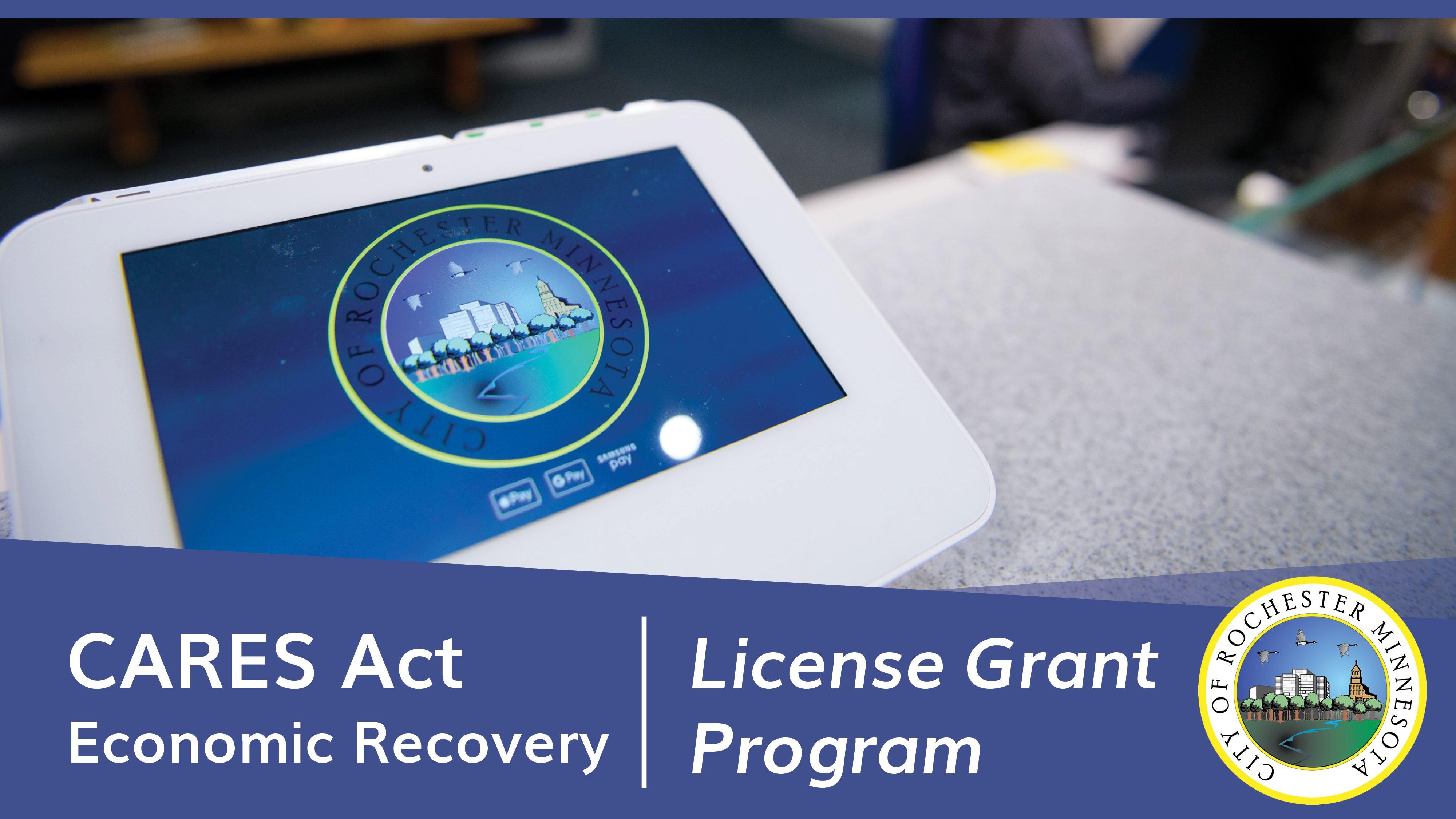 CARES License Grant_960x540