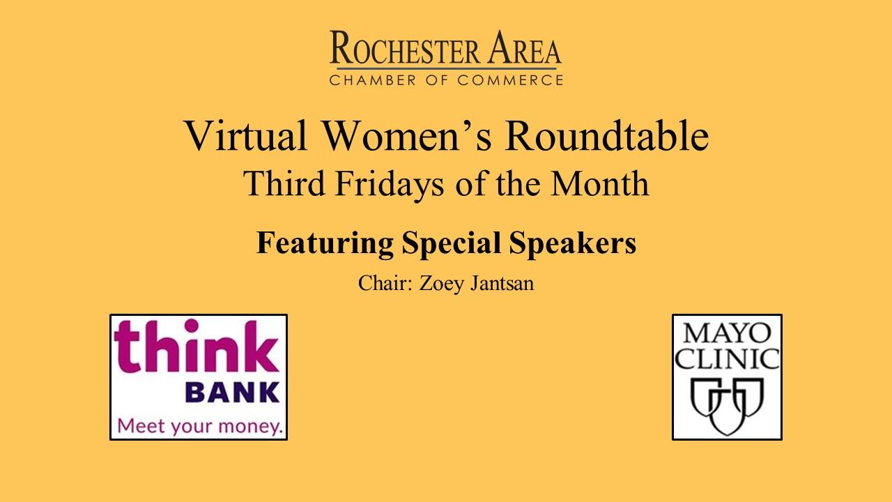Opener - Women's Roundtable Slide