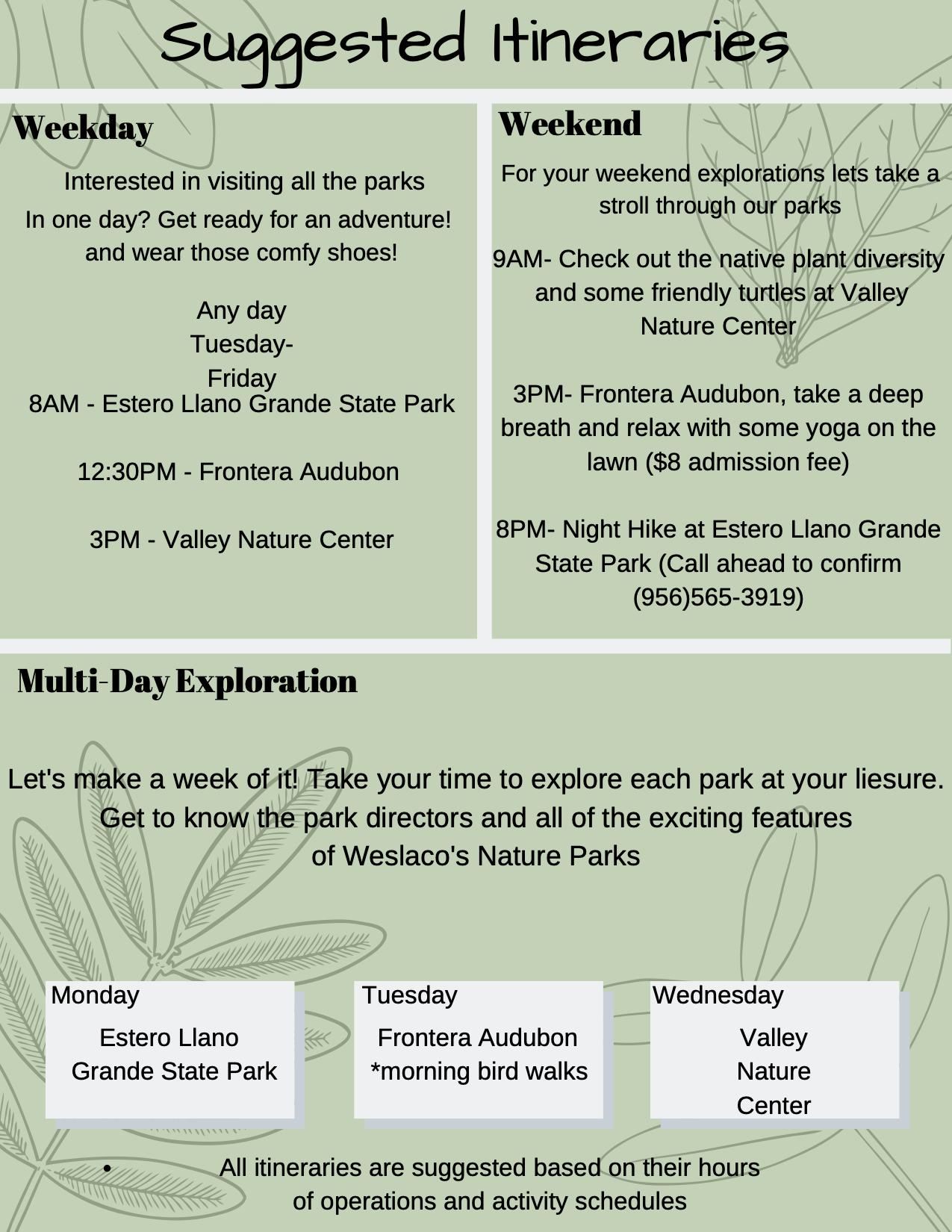 Nature Itineraryp5