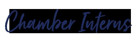 Chamber Interns