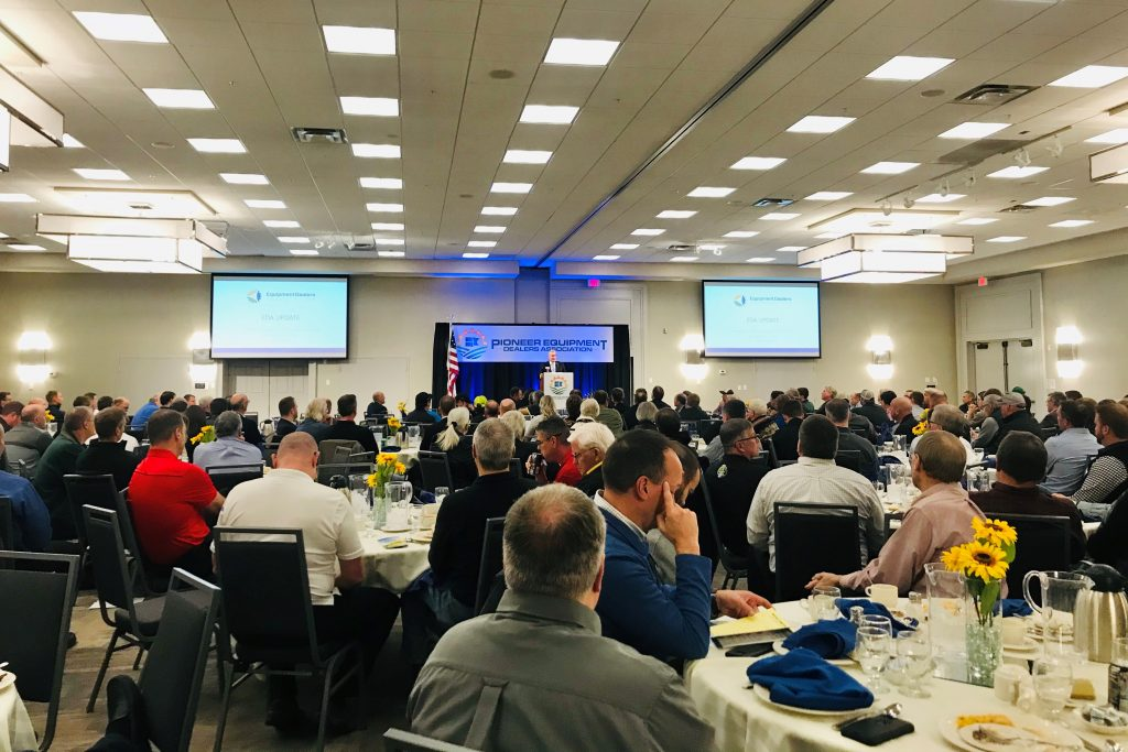 Annual Business Meeting Luncheon