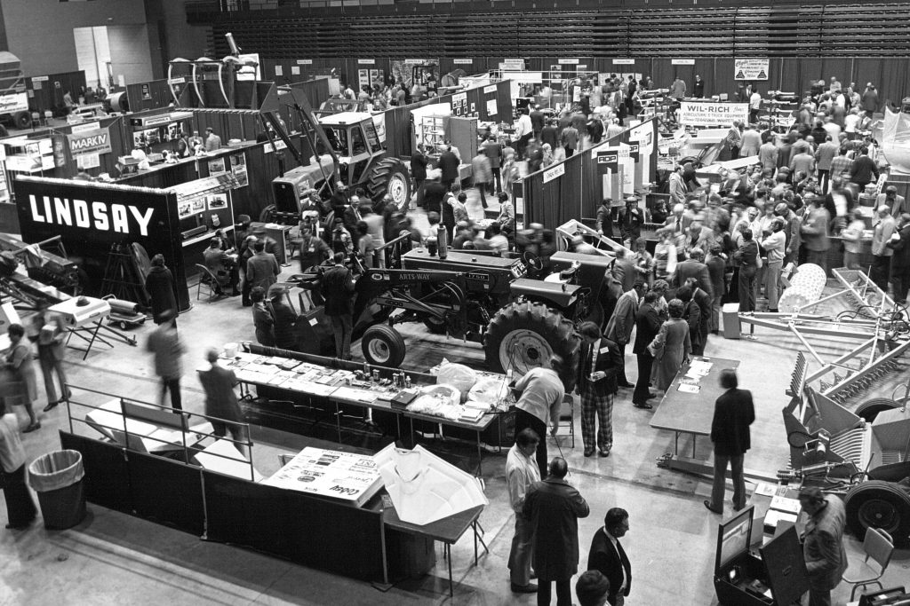 Convention Photo, Exhibits