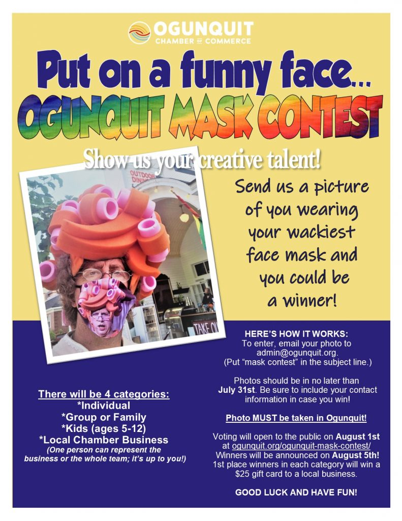 face mask contest revised