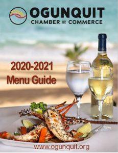 menu guide 2020 cover