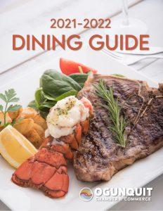 2021 menu guide cover