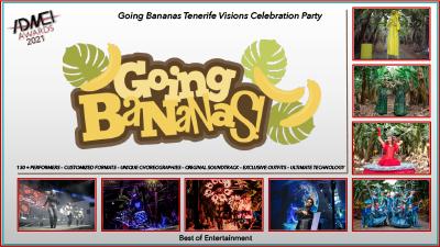 CISCO 2020 SCWC - Going Bananas Tenerife Visions Celebration Party