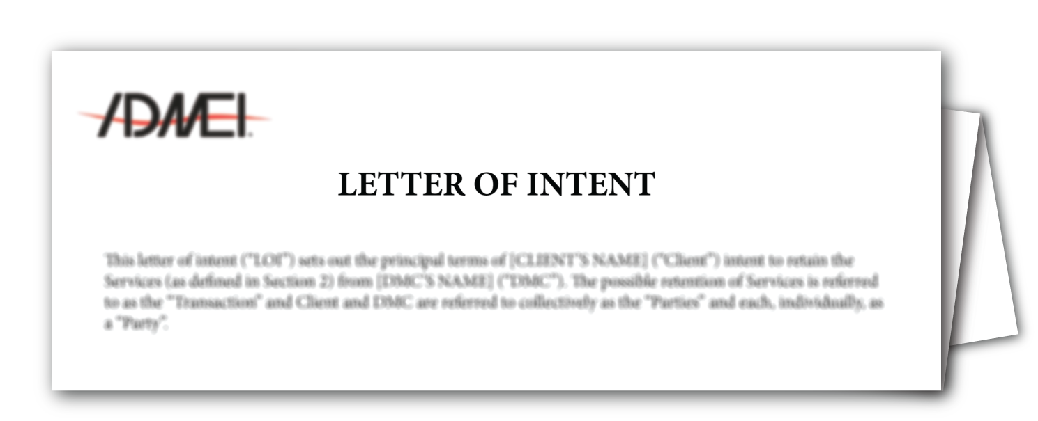 letter-of-intent