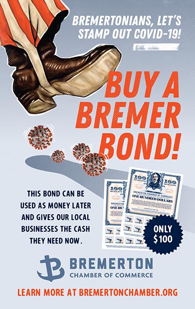 BremerBond Bremerton Chamber of Commerce Josh Farley