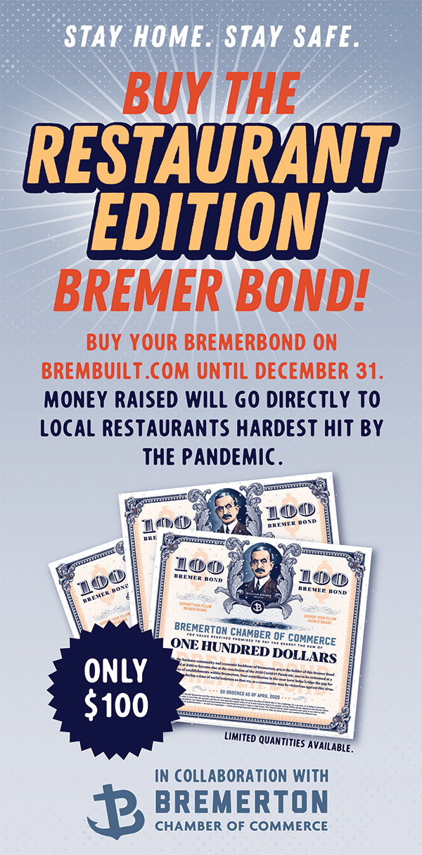 Bremer Bond Restaurant Edition