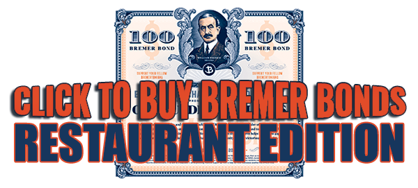 buy bremer bonds restaurant edition