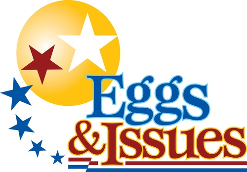 Eggs and Issues Candidate Forum