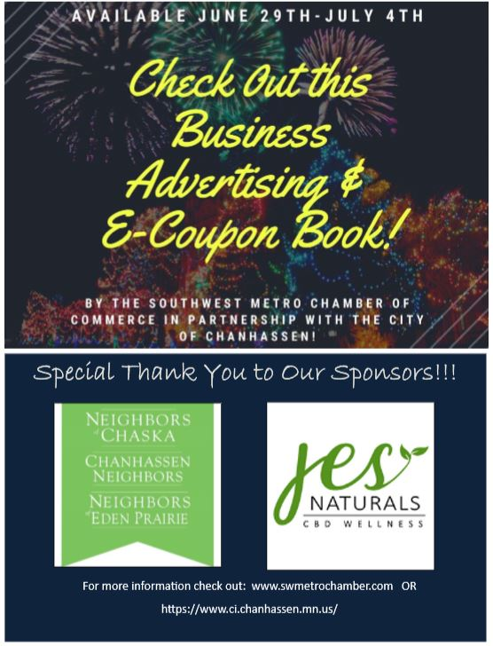 Cover July 3rd Business Advertising E-Coupon Book