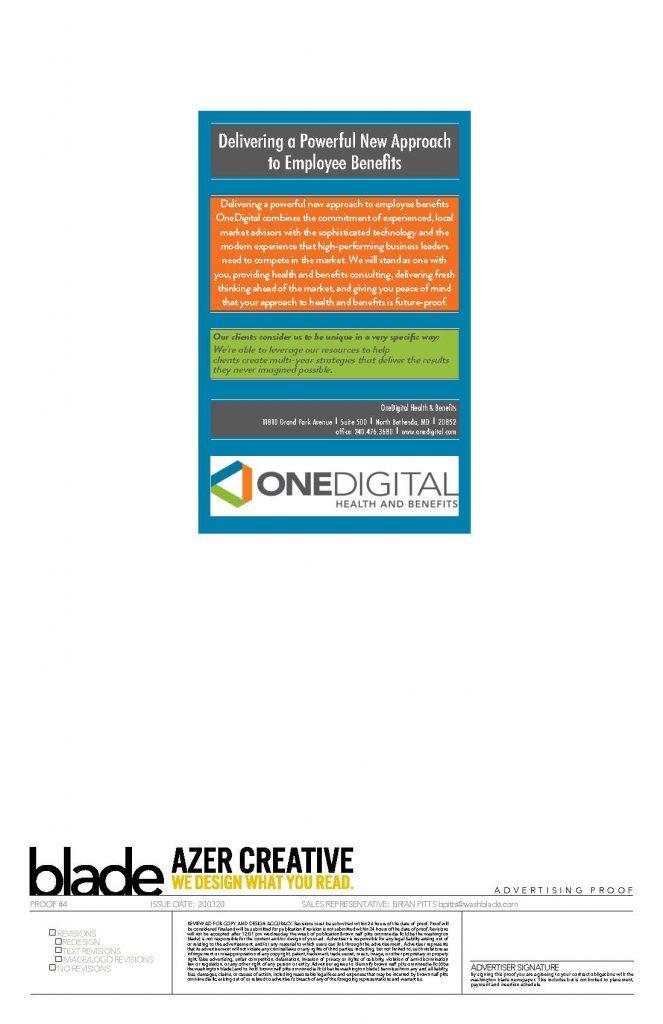 ONE-DIGITAL