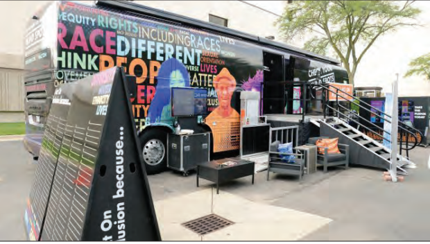 CEO Action for Diversity and Inclusion bus