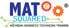 MAT Squared Logo