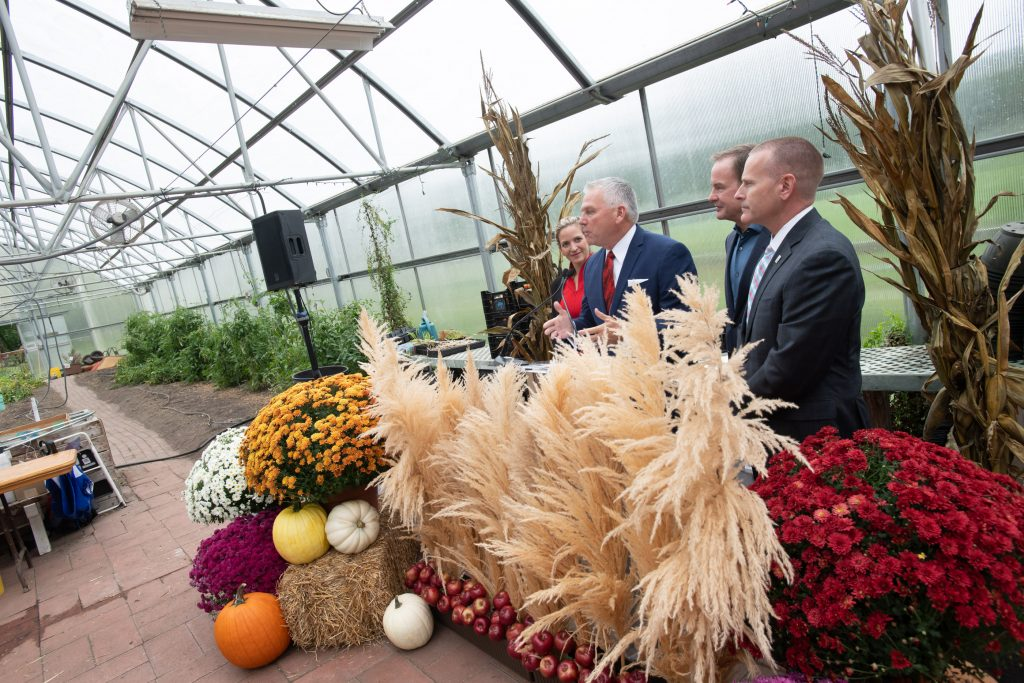 kick off the 29th year of the Michigan Harvest Gathering
