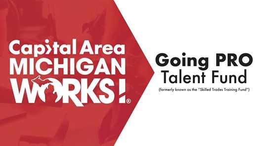 Going PRO Talent Fund Logo