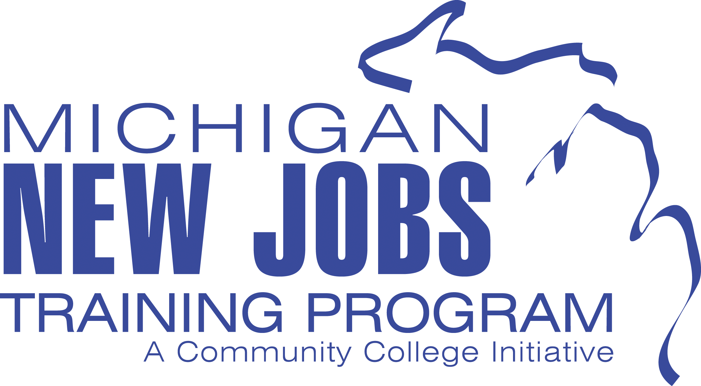 New Jobs Training Program Logo