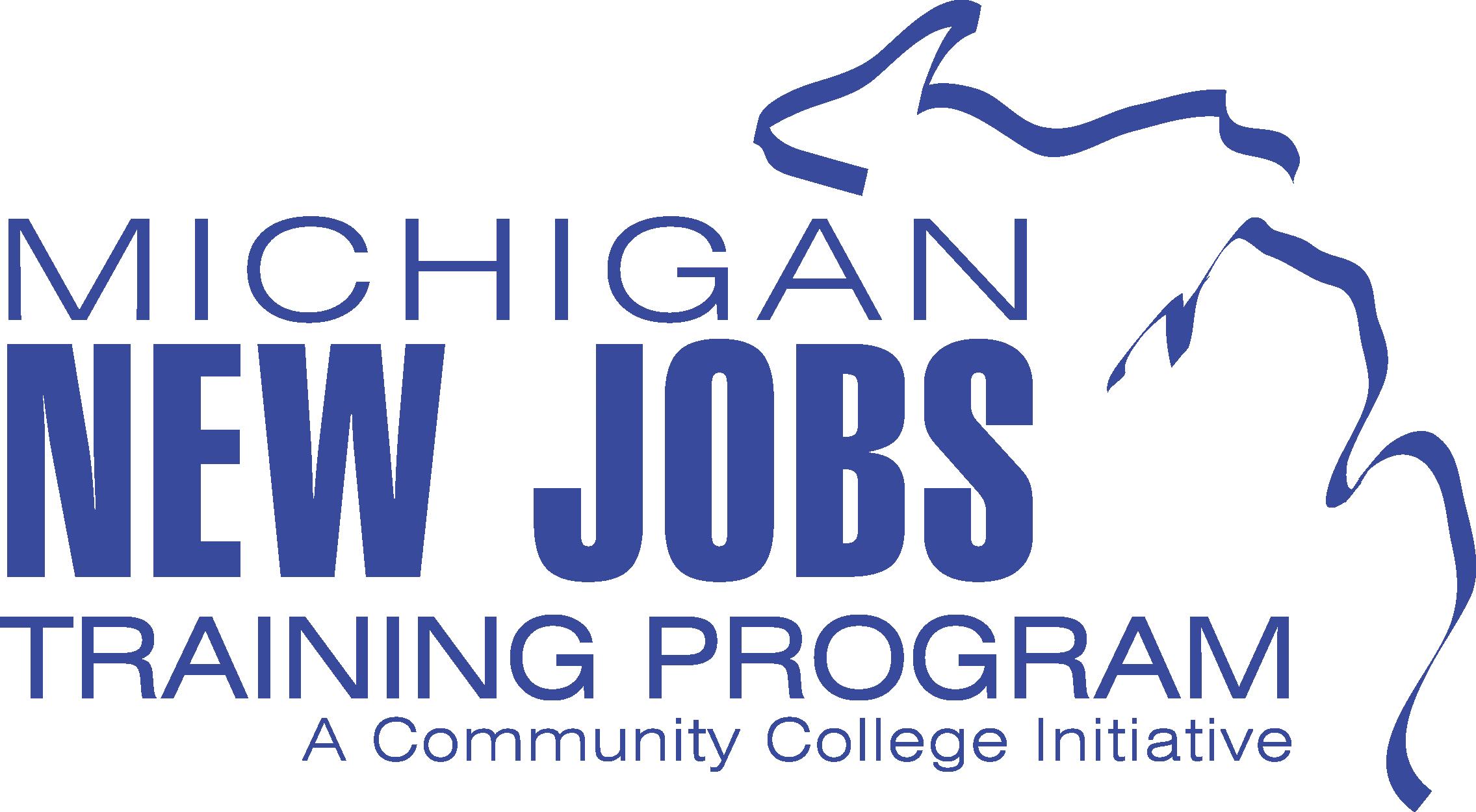 New Jobs Training Program Logo