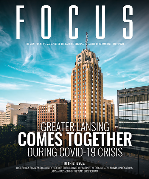 MAY 2020 FOCUS Cover