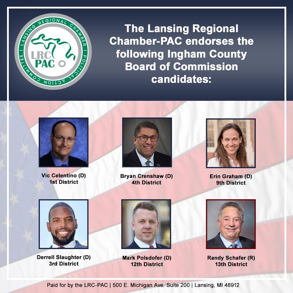 Ingham PAC Endorsement2