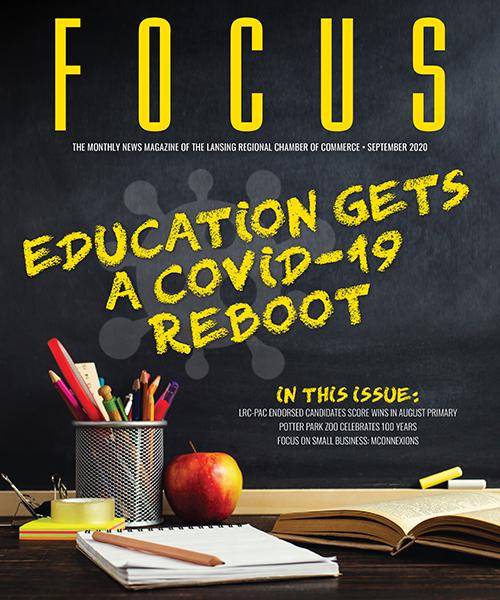 LRCC September 2020 FOCUS cover