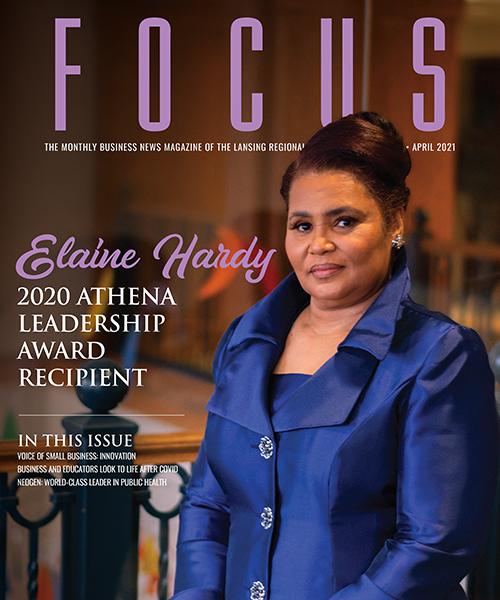 LRCC April 2021 Focus Cover